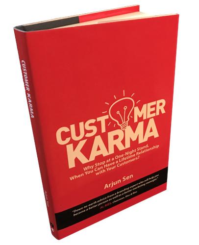 Customer Karma by Arjun Sen